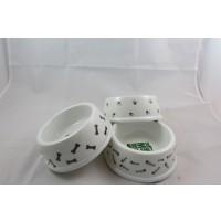 Melamine pet bowls large