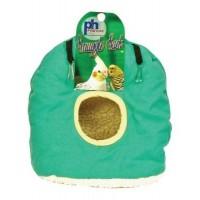 Medium snuggle sack/green/red/yellow