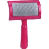 MGT ergonomic slicker brush medium pink