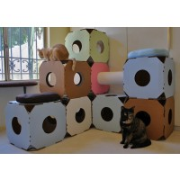 Cat  playpen box