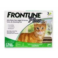 Frontline Plus cat pk (3)