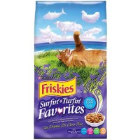 Friskies dry Surf N Turf 6.3lb