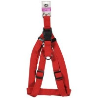 Adjustable girth 127 x-large red