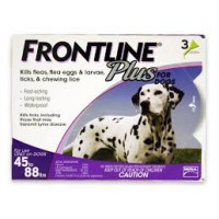 Frontline plus large 3pk